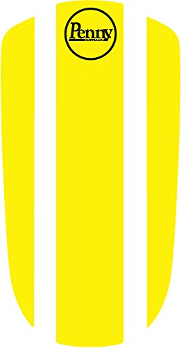 board Deck Panel Stickers - Yellow / Fits Size 22