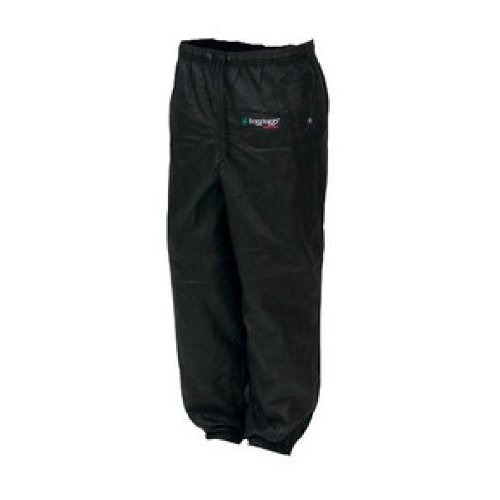 Womens Lady Hunter 8' - Frogg Toggs Pro Action Pant, Women's, Black, Size X-Large