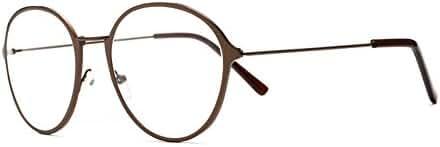 Outray Vintage B239 Retro Metal Frame Round Lens Glasses