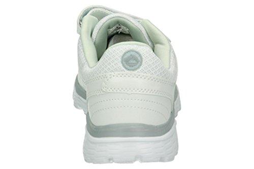 J´Hayber Zapatilla de cierre deportiva con White velcro Weposa UanFrUA