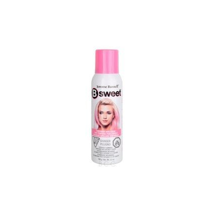 Jerome Russell Bsweet Temporary Hair Color Spray, Pale Pink, 3.5 Ounce