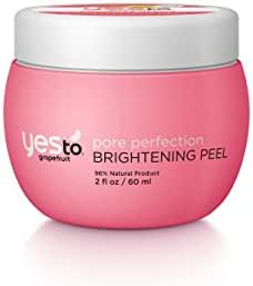 Yes To Grapefruit Pore Perfection Brightening Peel, 2.0 Ounce