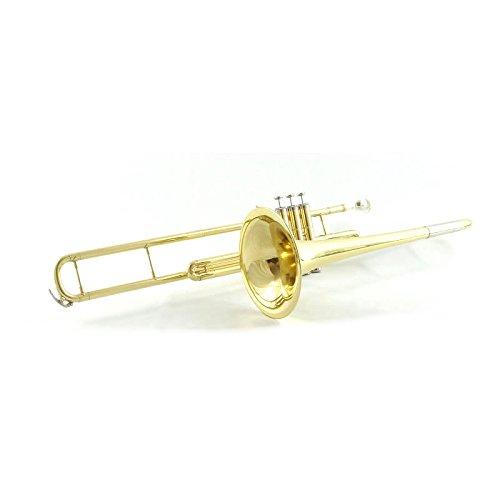 Schiller American Heritage Piston Valve Eb Alto Trombone - Eb Alto Trombone
