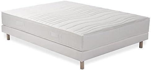 FINLANDEK KALPEA colchón somier 160 x 200 cm, 2 personas ...