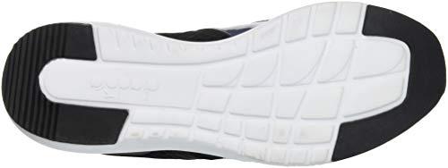 Wn De 80008 Gymnastique Corvo nero Femme Noir Chaussures T3ch Run Diadora IE4qOF