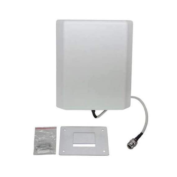 Eightwood 35dBi 4G LTE Antenna Dual TS9 Male Connector for Verizon AT&T T-Mobile Sprint 4G Router Mobile Hotspot USB