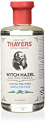 Thayers Alcohol-free Unscented Witch Haz...