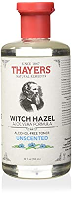 Thayers Alcohol-free Unscented Witch