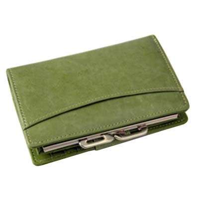 budd-leather-distressed-leather-framed-french-purse-green
