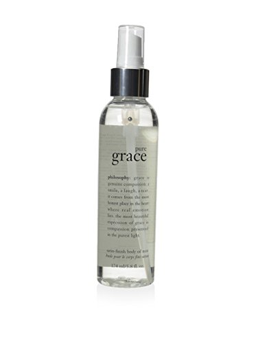 Satin Body Oil (Philosophy Pure Grace Satin-Finish Body Oil Mist, 5.8 Ounce)