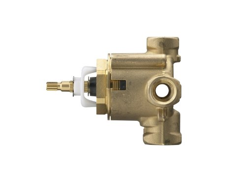 KOHLER K-728-K-NA Mastershower 2 or 3-Way Transfer Valve ()