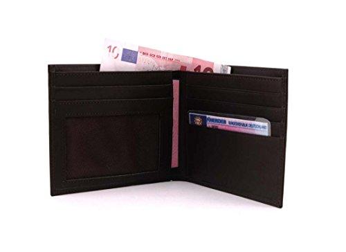 BREE Times 516 Brieftasche in braun