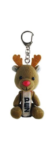 PEZ Plush Winter Collection Candy Dispenser with Keychain - 1 Piece Blister Pack (Pez Collection)