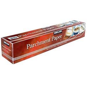 Kirkland Signature Parchment Paper Non-stick Paper 205 Sq. Ft (Pack of 2)