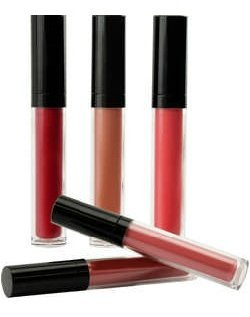 Liquid Matte Lips - Long Wearing Lip Color (Lady in Red 103) by Jolie (Image #2)