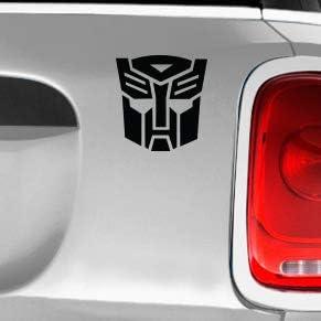 SCI-FI//Comics//Games Decals Transformers Autobot Automotive Decal//Bumper Sticker