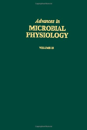 Advances in Microbial Physiology, Volume 23