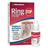 Natural Care Ringstop Ear Drops .5 Fz