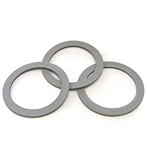 Best Choose Replacement Rubber Sealing Gasket O Ring For Oster & Osterizer Blenders,3 PACK