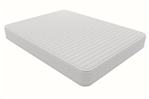 Signature Sleep Contour 8 Inch Reversible Independently Encased Coil Mattress with CertiPUR-US certified foam, Queen
