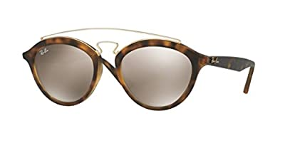 Ray-Ban Women's Round Aviator Sunglasses
