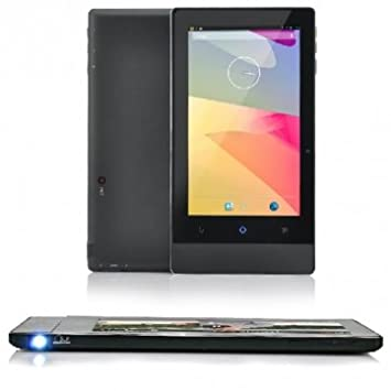 X998 Quad Core ATM7029 1 2GHz 7 Inch Android 4 2 Projection