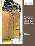 Proceedings of the Third International Hindu Kush Cultural Conference, , 0195798899