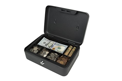 Royal Sovereign Money Handling Security Box Cash Box (RSCB-200) by Royal Sovereign (Image #1)