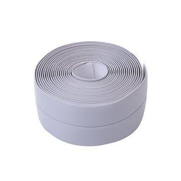 Lautechco® 3.2M Kitchen Corner Line Waterproof Tape Affixed To Corner Mildew Moisture Mold Seams Protector Bumper Strip Waterproof from Lautechco®