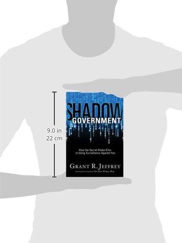 Shadow Government  How the Secret Global Elite Is Using Surveillance  Against You  Grant R. Jeffrey  9781400074426  Amazon.com  Books 032b8d4883c
