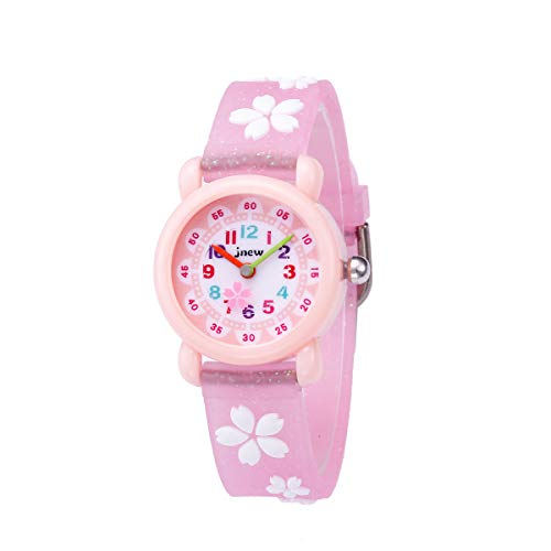 Toys Gifts for 3-12 Year Old Girls,Wrist Watch