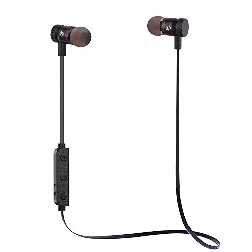 Bluetooth Earbuds Magnetic Attraction Stereo Wireless Headph