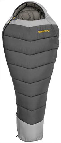 Browning Camping Denali 0 Degree Mummy Sleeping Bag