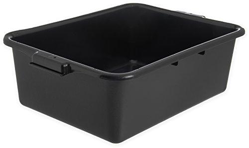 (Carlisle N4401103 Comfort Curve Ergonomic Wash Basin Tote Box, 7