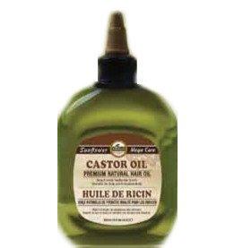 Difeel Premium Natural Hair Oil - Castor Oil 8 oz. Fiske Industries