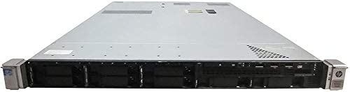 Target-Solutions Server – ProLiant DL360P Gen8 8-SFF 2X E5-2670 v2 128GB Memory 6X 1.92TB SSD Rail Kit Included (Renewed)