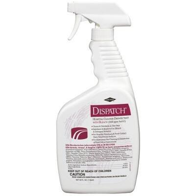 COX68978 - Clorox Hospital Cleaner Disinfectant w/Bleach