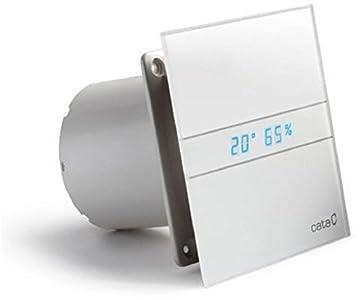 Präferenz Ventilator Lüfter CATA E-100 GTH Timer Nachlauf Feuchtesteuerung KY36
