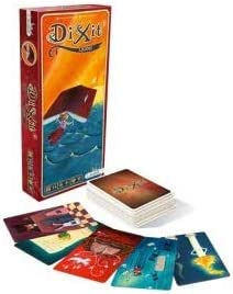 DIXIT Expansion - Todas las expansiones disponibles - Dixit Quest (Libellud DIX02ML4): Amazon.es: Juguetes y juegos
