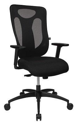 Bürostuhl ergonomisch testsieger  Bürostuhl Testsieger Sitness PRO NET 100 mit Armlehnen Bürostuhl ...