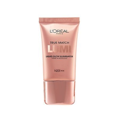 L'Oreal Paris True Match Lumi Liquid Glow Illuminator, Rose [N201] 0.67 oz (P...