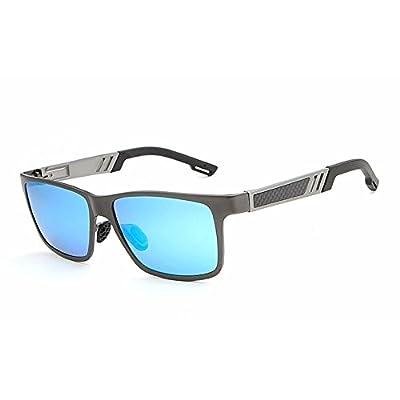 Ruiyue Hommes Polarized Pêche Conduite Cyclisme Lunettes de soleil Alliage Cadre avec haute résistance Et Qualité Oculos Nuances
