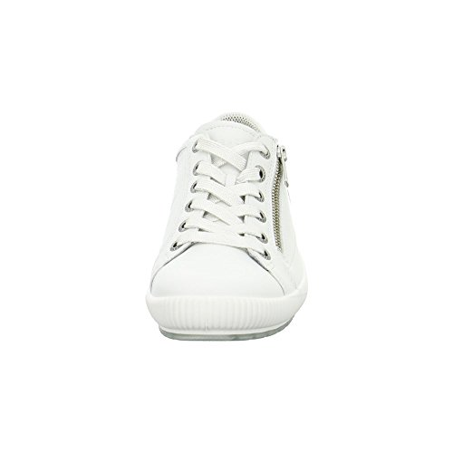 Legero 818-51, Chaussures de ville à lacets pour femme Blanc