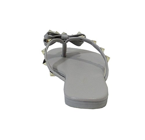 By Shoes - Sandalias para Mujer Gris