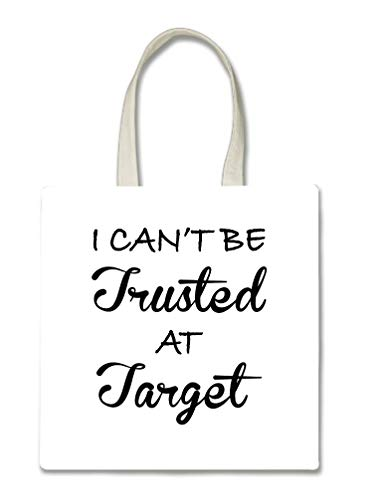 I Can't Be Trusted Shopping Halloween Trick Or