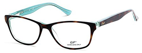 Glasses 136 (Eyeglasses Candies CA 136 CA0136 056 havana/other)