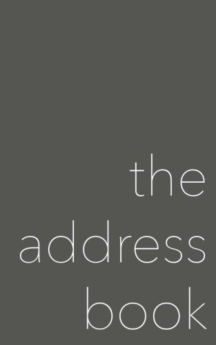 Download The Address Book (L. Bragonier Designs) PDF