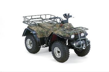 OEM Bayou - Camouflage Body & Fender Cover by . OEM KLF220-