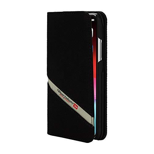 Diesel 2-in-1 Premium Folio Wallet for iPhone Xs (5.8
