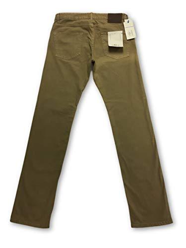 Jeans 00 £125 Cerruti Beige Rrp W32l34 In 76Tdw0